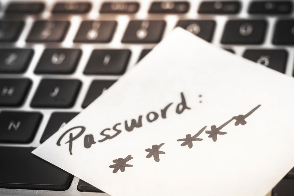 Password management systems prevent major hassles